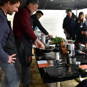 Weber Certified Cookery Course at Fosseway Garden Centre