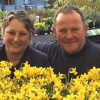 Tim Godwin and Jayne Homer, fosseway Garden Centre