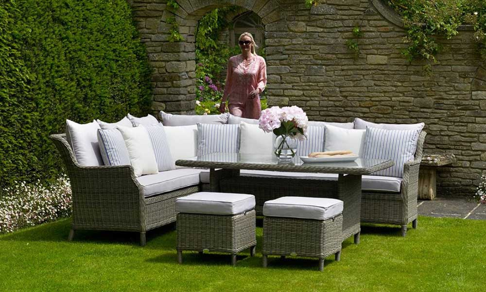Bramblecrest Furniture Now Available at Fosseway Garden Centre