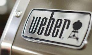Weber barbeque