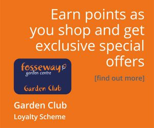 Fosseway Garden Club Loyalty Scheme