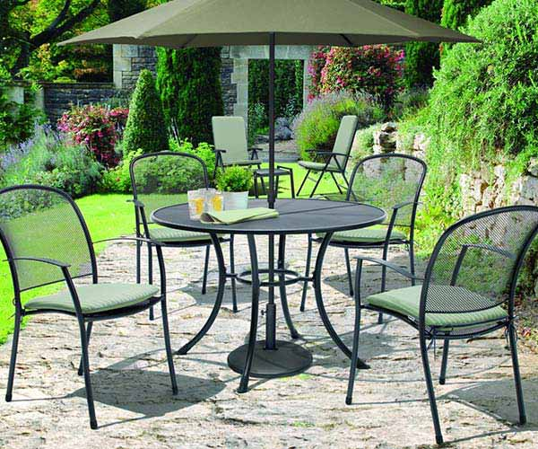 Kingham Set garden furniture