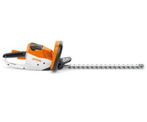 Stihl HSA-56 hedge trimmer at Fosseway Garden Centre