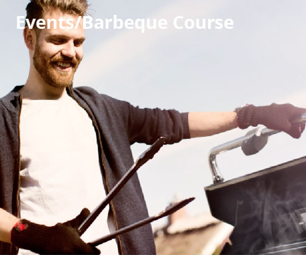 Weber World events and barbeque courses