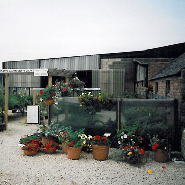 Fosseway Garden Centre opened in 1989