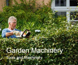 Garden-Machinery