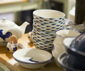 Sophie Alport Kitchenware at Fosseway Garden Centre