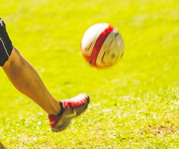 Fosseway Fun Farm Football Kick and Shoot