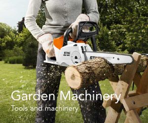 Garden Machinery and Tools at at Fosseway Garden Centre