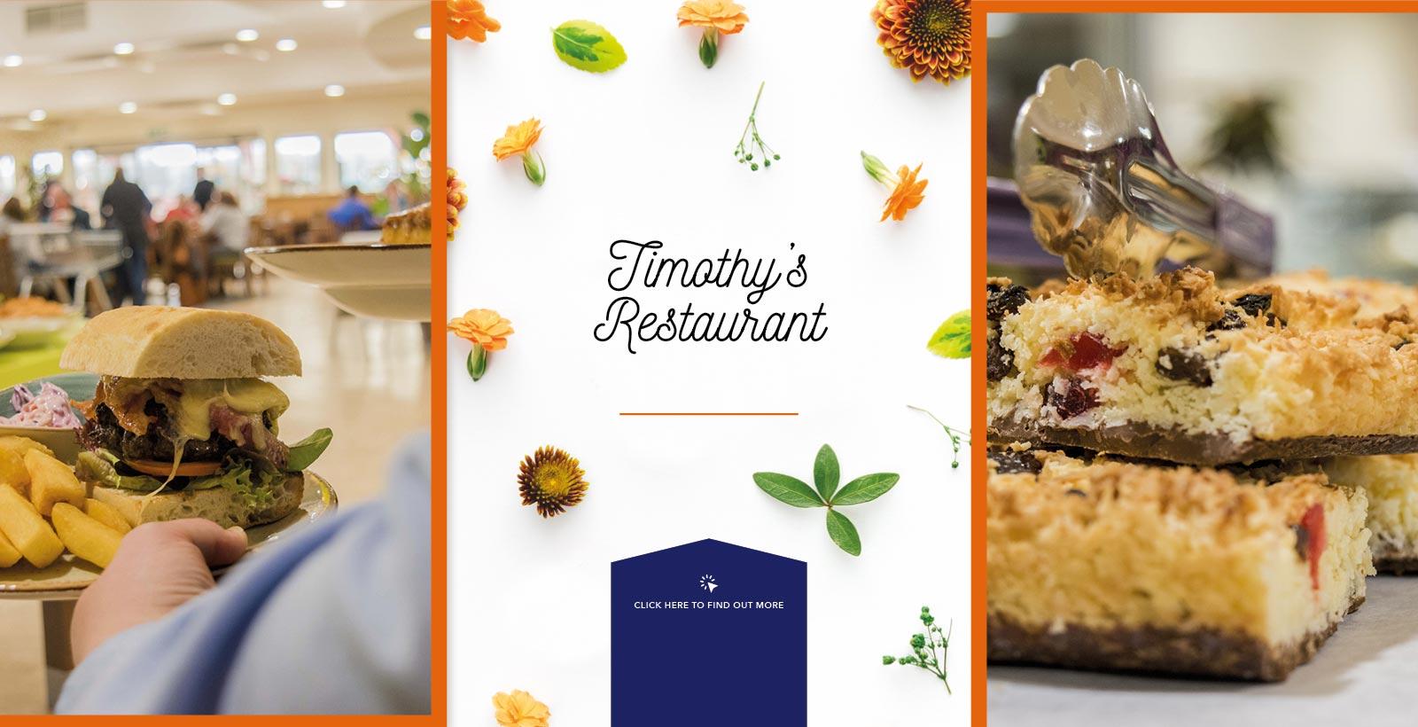 Timothys Restaurant Spring