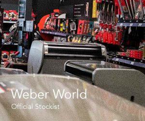 Weber World at Fosseway Garden Centre