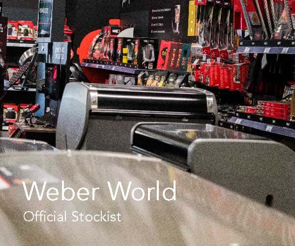 Weber World at Fosseway Garden Centre