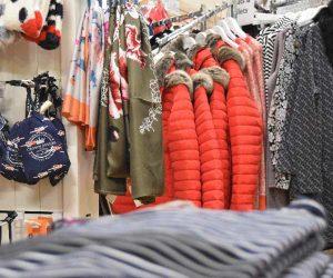 Clothing at Fosseway Garden Centre
