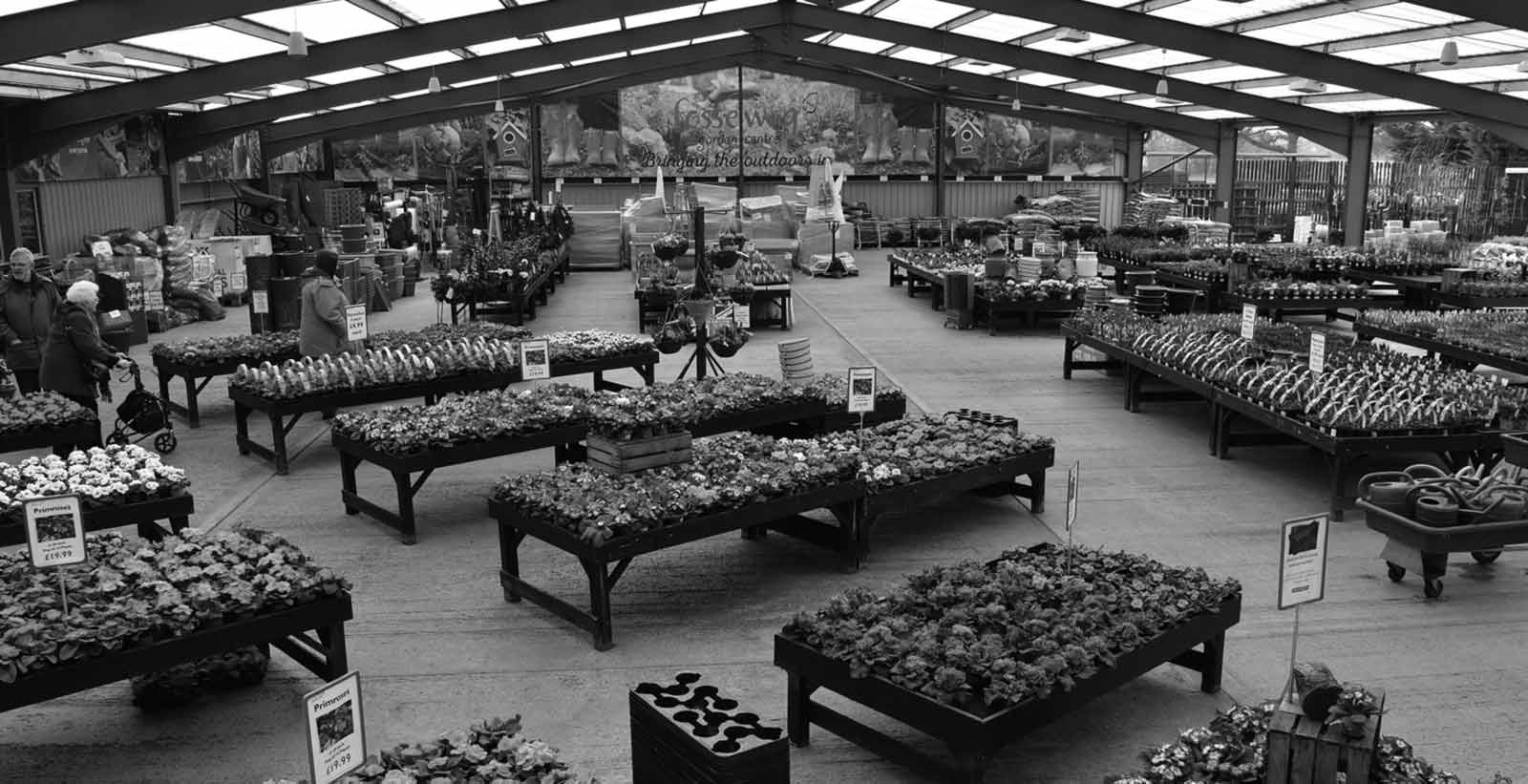 History of Fosseway Garden Centre